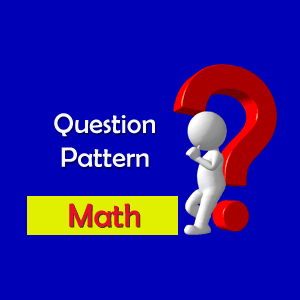 HS Mathematics Question Pattern for WBCHSE Class 12