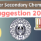 WBCHSE HS Chemistry Suggestion 2020 PDF Download – 60% Must