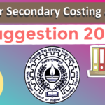 HS Costing and Taxation Suggestion 2020 PDF Download 80% | WBCHSE
