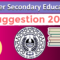 HS Education Suggestion 2020 for Higher Secondary WBCHSE – 90%