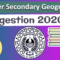 HS Geography Suggestion 2020 PDF Download | Higher Secondary | 80%