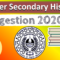 HS History Suggestion 2020 PDF Download | WBCHSE – 90%