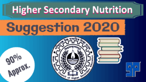 HS Nutrition Suggestion 2020