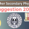 HS Physics Suggestion 2020 PDF Download (WBCHSE)