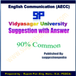AECC English Communication Suggestion Notes Vidyasagar University