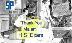 Download Thank You Ma'am Text, Bengali Meaning for H.S. Exam (wbchse)