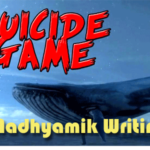 Madhyamik Letter Writing On Blue Whale Game | WBBSE