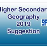 HS Geography Suggestion 2019 PDF Download | Higher Secondary