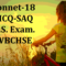 Shall I Compare Thee to a Summer's Day MCQ SAQ Questions | H.S. Exam
