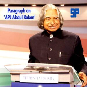 Paragraph on APJ Abdul Kalam | Madhyamik 2020 Writings