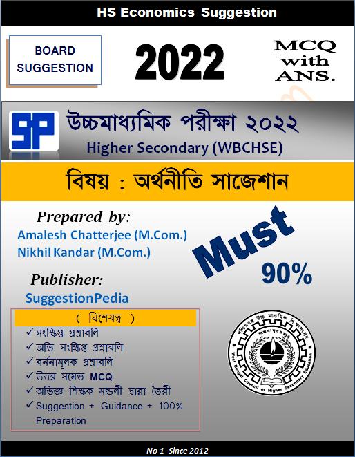 HS 2022 Economics Suggestion