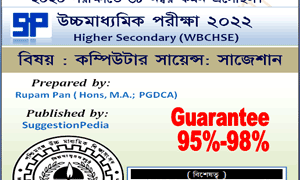 HS Computer Science Suggestion 2022 PDF Download (WBCHSE) – 95%